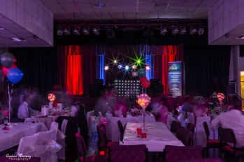 Bespoke Wedding for Mr and Mrs Rutherford at Shildon Civic Hall